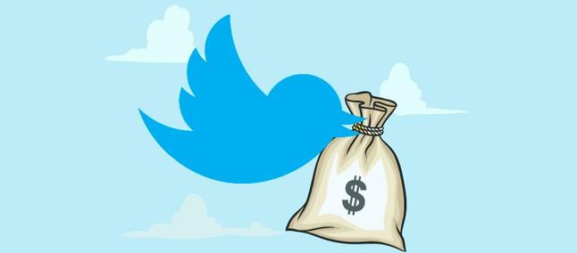 Twitter'dan Para Kazanmak